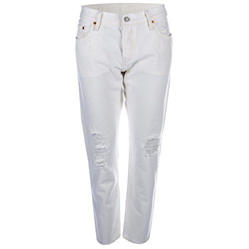 womens-levis-womens-501-ct-white-tumble-jeans-in-white-31r