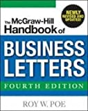 The McGraw-Hill handbook of business letters /