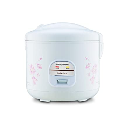Morphy Richards Cook N Serve Electric Rice Cooker