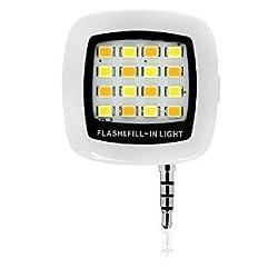 Smart phone LED Flash Light Selfie
