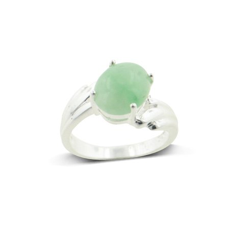 Genuine Jade Ring Set