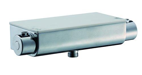 Duscharmatur Mit Thermostat : Thermostat Duscharmatur chrom mit Ablage f?r Aufputz – EAN