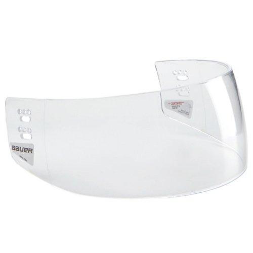 Bauer-1039346-HDO-Pro-Visire-droite-pour-casque-de-hockey-dadulte-Transparent-Taille-unique