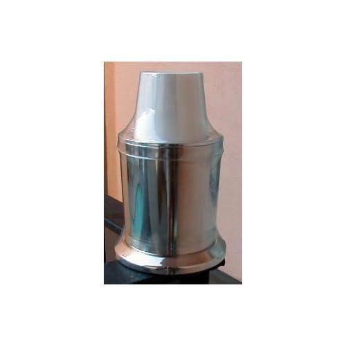 Amazon.com - Silver Dixie Cup Dispenser - Bathroom Accessories