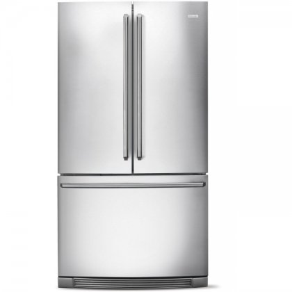 Electrolux EI23BC60K Counter-Depth French Door Refrigerator with IQ-TouchTM Contr, Stainless Steel