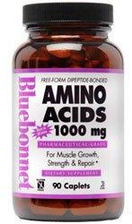 Amino Acid 1000mg - 90 - Caplet