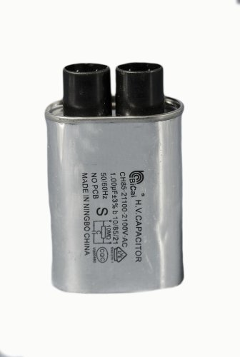 Lg Electronics 0Czzw1H004B Microwave Oven High Voltage Capacitor front-218123