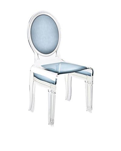 ACRILA Sixteen Chair, Light Blue