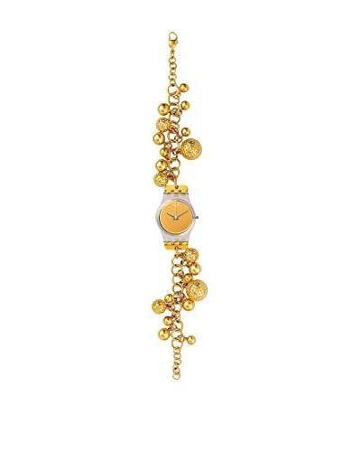 Swatch Reloj de cuarzo Woman Boule D'Or  25 mm