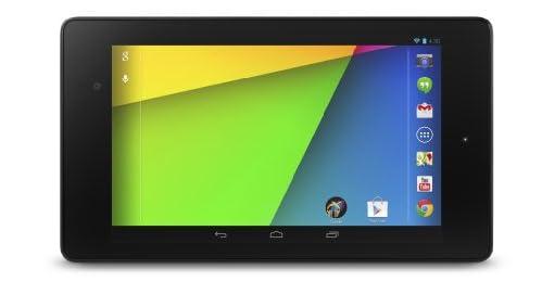 Google Nexus 7 (2013) TABLET/ブラック(Android/7inch/APQ8064/2G/16G/BT4) ME571-16G