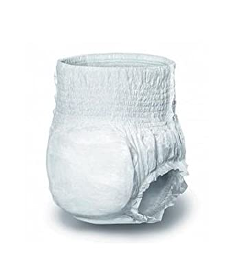 Medline MSC23600 Protection Plus Classic Extra Large Protective Underwear MSC23600: Case of 56 underwear