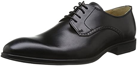 Steptronic Focus, Derby homme, Noir (Black), 43 EU