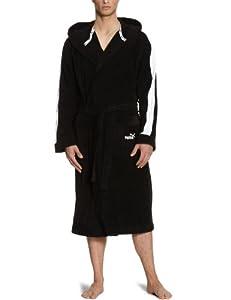 puma batherobe black peignoir multisport homme noir m sports et loisirs. Black Bedroom Furniture Sets. Home Design Ideas