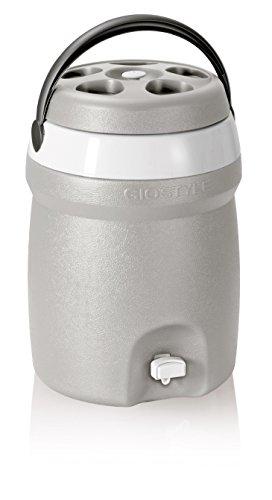 Giostyle 10 Shiver Bottiglia Termica, Grigio