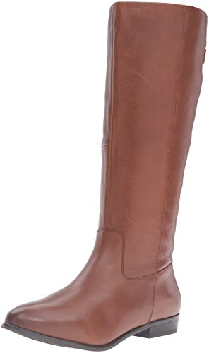 Aldo Women's Keesha Riding Boot, Cognac, 10 B US