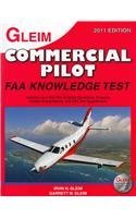Commercial Pilot FAA Knowledge Test 2011: For the FAA...