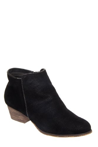 Chelsea Crew Dealer Low Heel Bootie