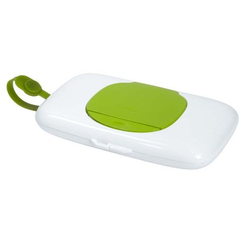 OXO Tot On-the-Go Travel Wipes Dispenser- Green - 1