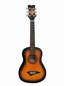 Granada Prs 8 Acoustic Guitar, Junior, Vintage Sunburst available at Amazon for Rs.3975