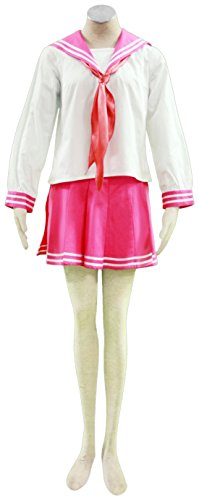 Going Coser Lucky Star Female Winter School Uniform Cosplay Costume