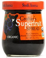 Crofters Organic Fruit Spread South America Superfruit