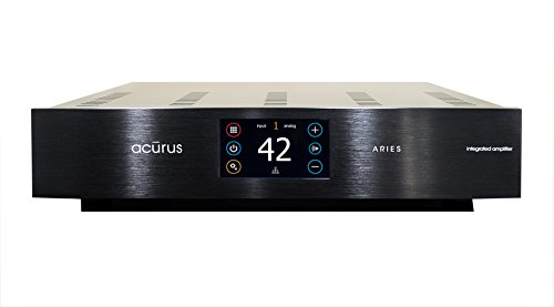 Acurus-Aries-21-BK-120V-Audio-Component-Preamplifier-Black