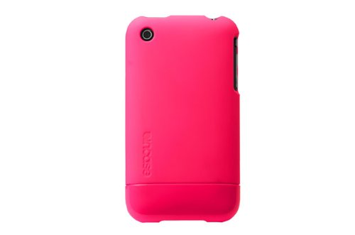 Incase Slider Case for iPhone 3GS - Fluorescent Pink