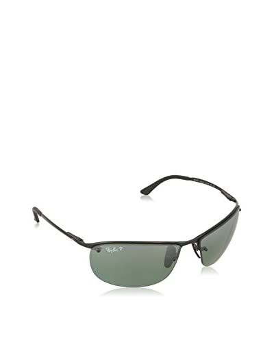 Ray-Ban Sonnenbrille Polarized 3542 _002/5L JUSTIN (63 mm) schwarz