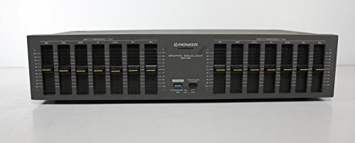 Pioneer Sg-05 Graphic Equalizer