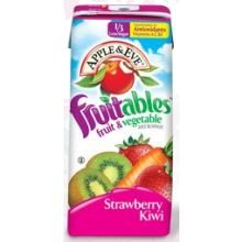 Fruitables Strawberry Kiwi Juice, 200 Milli Liter - 8 Per Pack -- 5 Packs Per Case.
