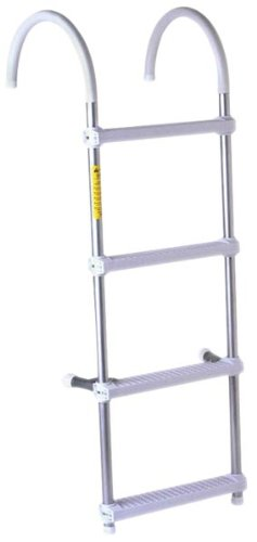 Garelick/EEz-In 05047:02 Marine Original Gunwale Hook Ladder