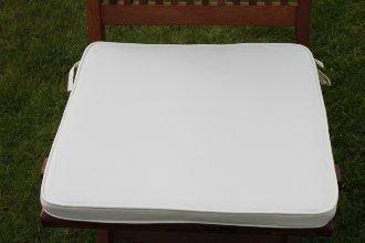 UK-Gardens Creme Beige Garten Möbel stuhl Polsterung Sitz Pad für Folding Garten stuhl s günstig
