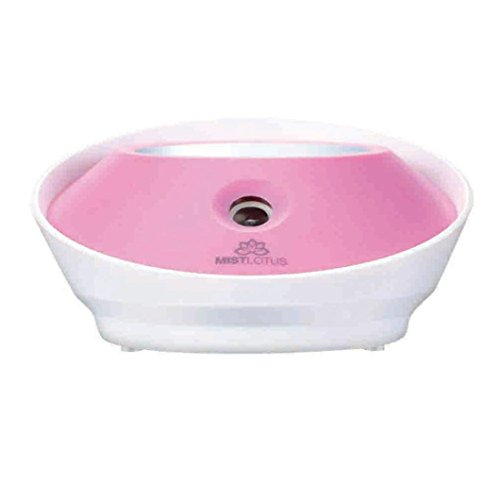 Hatop USB Mini Portable Humidifier Water Bottle Air Diffuser For Office Home Travel-Blue (Pink ) (7 Gallon Humidifier compare prices)