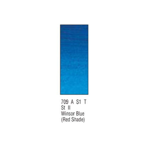Winsor newton & artists-aquarelle - 5 ml-winsorblau peau