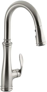 KOHLER Bellera 1 or 3-Hole Single Faucet