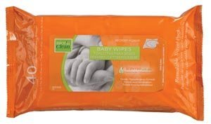 PDI Q34540 Pdi Nice-N-Clean Baby Wipes Scented, 12 Pk Per Case
