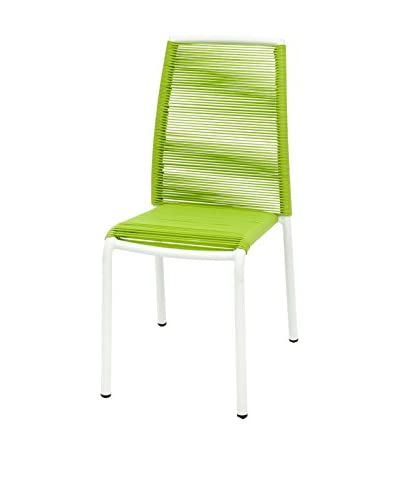 Contemporary Living Set Silla 2 Uds. Kely Verde