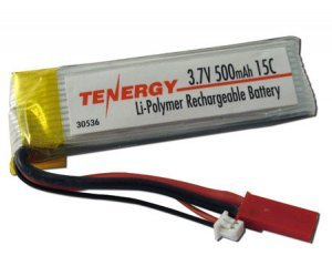 3.7V LiPo Battery for E-Flite Blade 120SR RC Helicopters