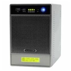 Netgear Ready Nas NV+ 4 Bay Gigabit Desktop Network Storage from Netgear