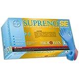 Microflex SU690M Supreno SE Powder Free Nitrile Glove Size Medium (100 per Box)