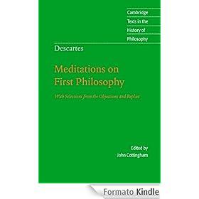 Rene descartes meditations