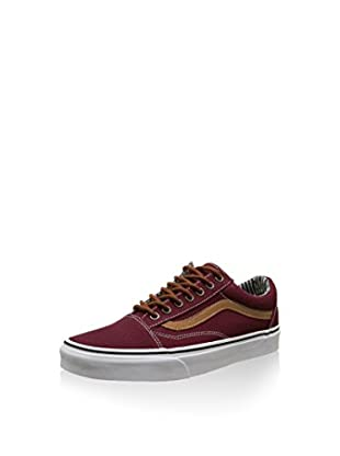 Vans Zapatillas Old Skool (Vino)