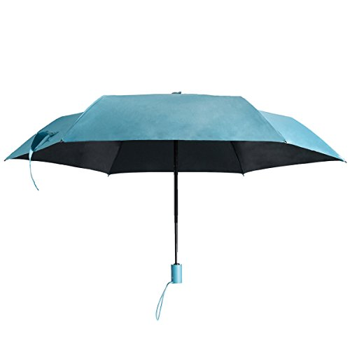 niello travel compact rain umbrella auto open close anti. Black Bedroom Furniture Sets. Home Design Ideas