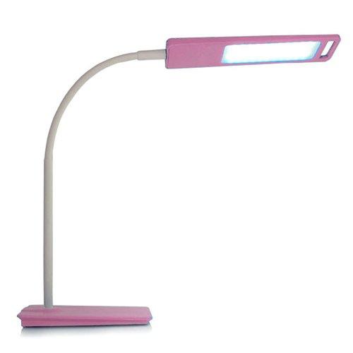 Portable Led Desk Lamp, Pink