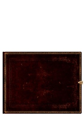 Paperblanks Black Moroccan Guest Book (This Register Closed compare prices)