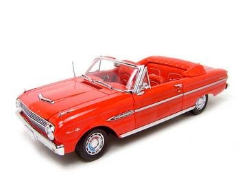 1963 Ford Falcon Futura Red 1:18 Scale Diecast Model - Buy 1963 Ford Falcon Futura Red 1:18 Scale Diecast Model - Purchase 1963 Ford Falcon Futura Red 1:18 Scale Diecast Model (Sunstar, Toys & Games,Categories,Hobbies,Die-Cast)
