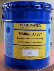 Marine Af 25 Red - 1 Gallon - Marine Paint Antifouling Bottom Paint - iPaint.us