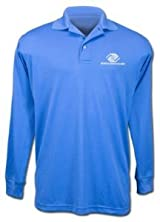 Anaconda Sports® 510 Men's Long Sleeve Moisture Management Polo (call 1-800-234-2775 to order)