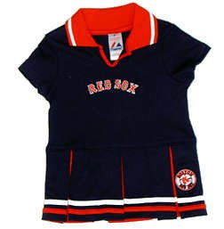 Boston Red Sox Girls Cheerleader Outfit - Buy Boston Red Sox Girls Cheerleader Outfit - Purchase Boston Red Sox Girls Cheerleader Outfit (Majestic, Majestic Dresses, Majestic Girls Dresses, Apparel, Departments, Kids & Baby, Girls, Dresses, Girls Dresses, Jumpers, Girls Jumpers, Jumper Dresses, Girls Jumper Dresses)