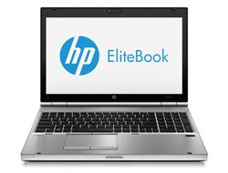 HP B6P99EA#ABD EliteBook 8570P 39,6 cm (15,6 Zoll) Notebook (Intel Core i5 3360M, 2,8GHz, 4GB RAM, 500GB HDD, Intel HD 4000, DVD, Win 7 Pro) schwarz